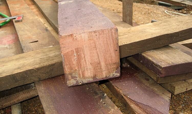 wood building materials