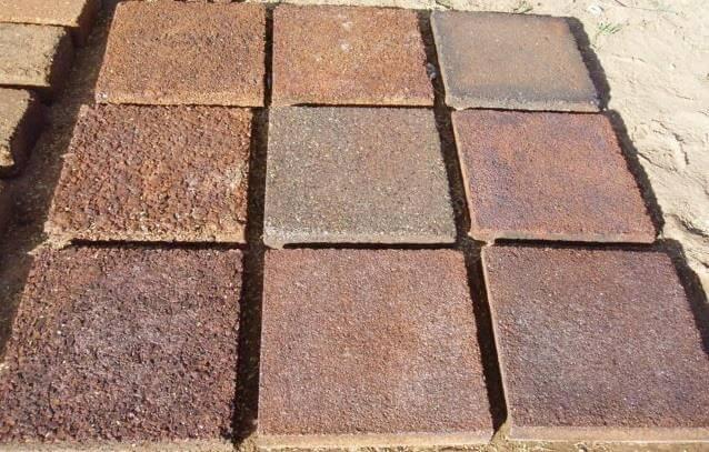 ferrock pavement