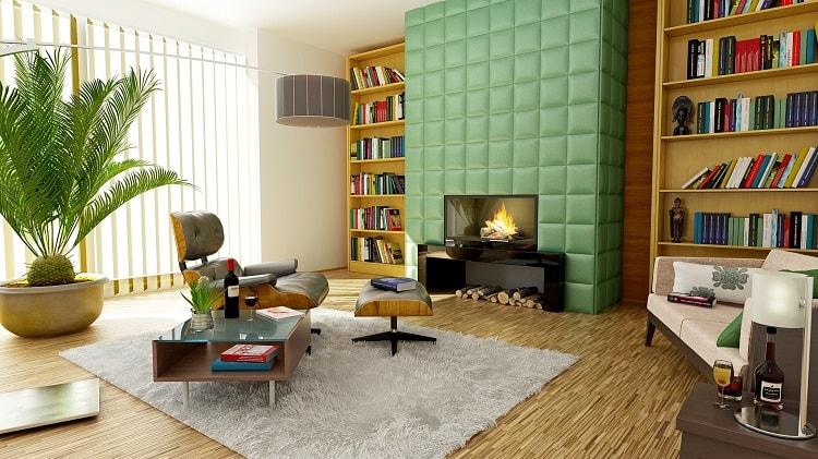 an elegant yet modern home decor