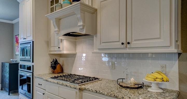 elegant white kitchen furniture