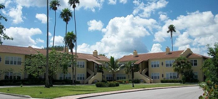 Casa Caprona in Fort Pierce, Florida