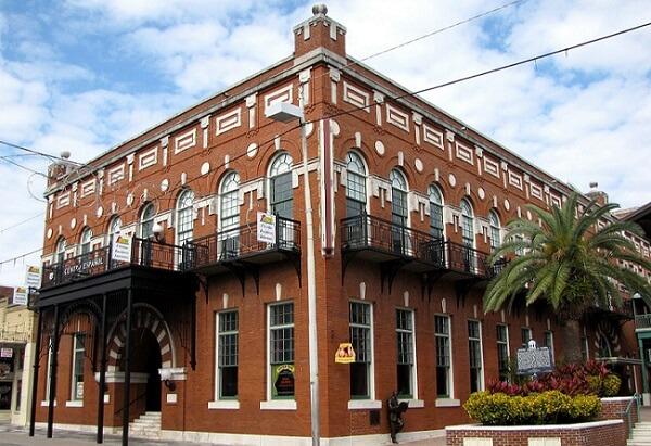El Centro Español de Tampa in Tampa, Florida