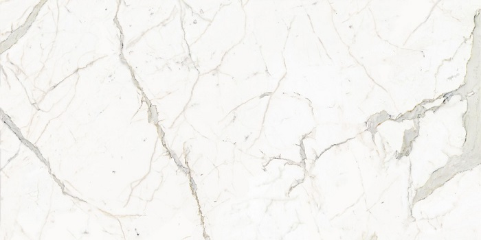 cararra marble tile with grey veins