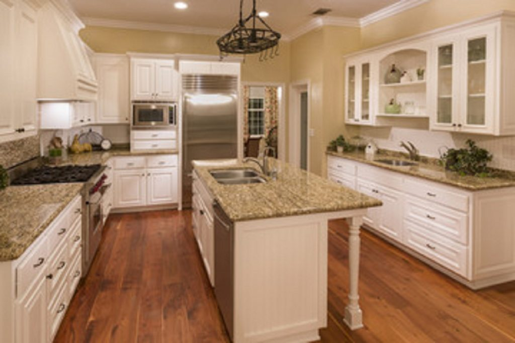 an area where you can make feng shui kitchen design