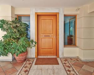 feng shui front door: door