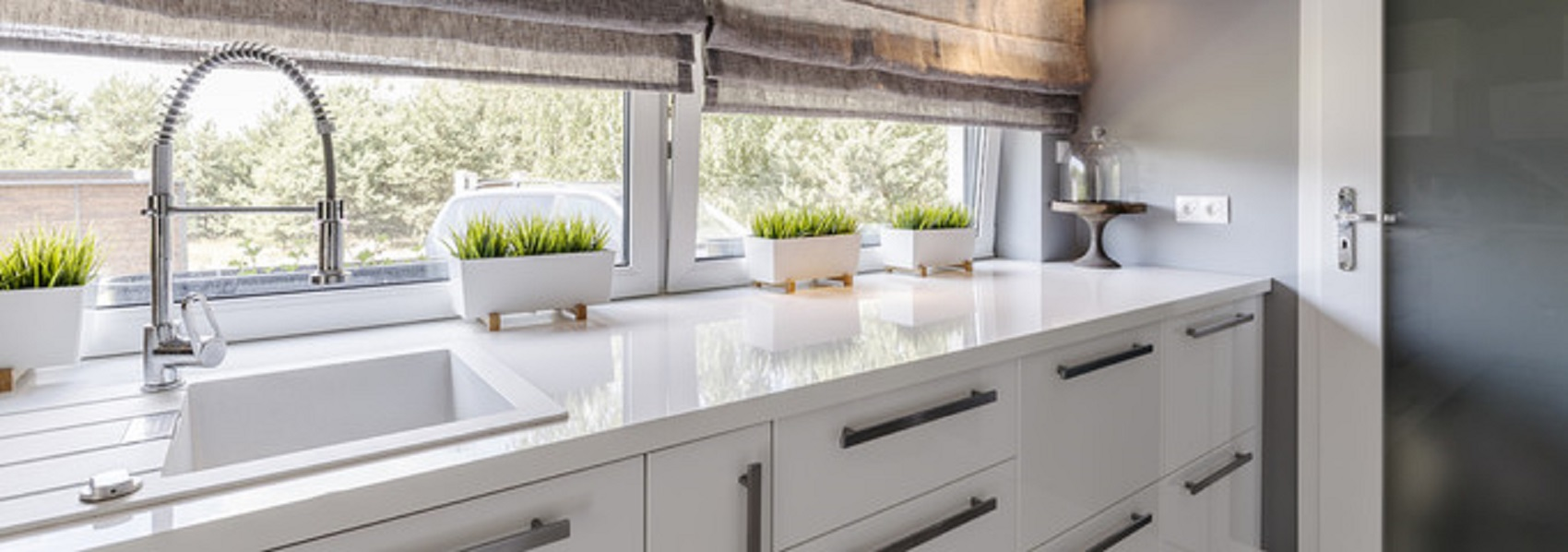 emphasize an elements for your feng shui kitchen