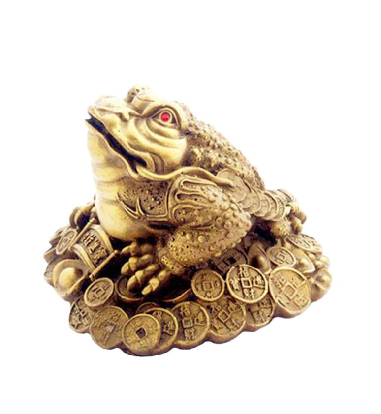three-legged frog