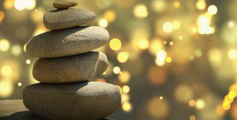 feng shui zen stones