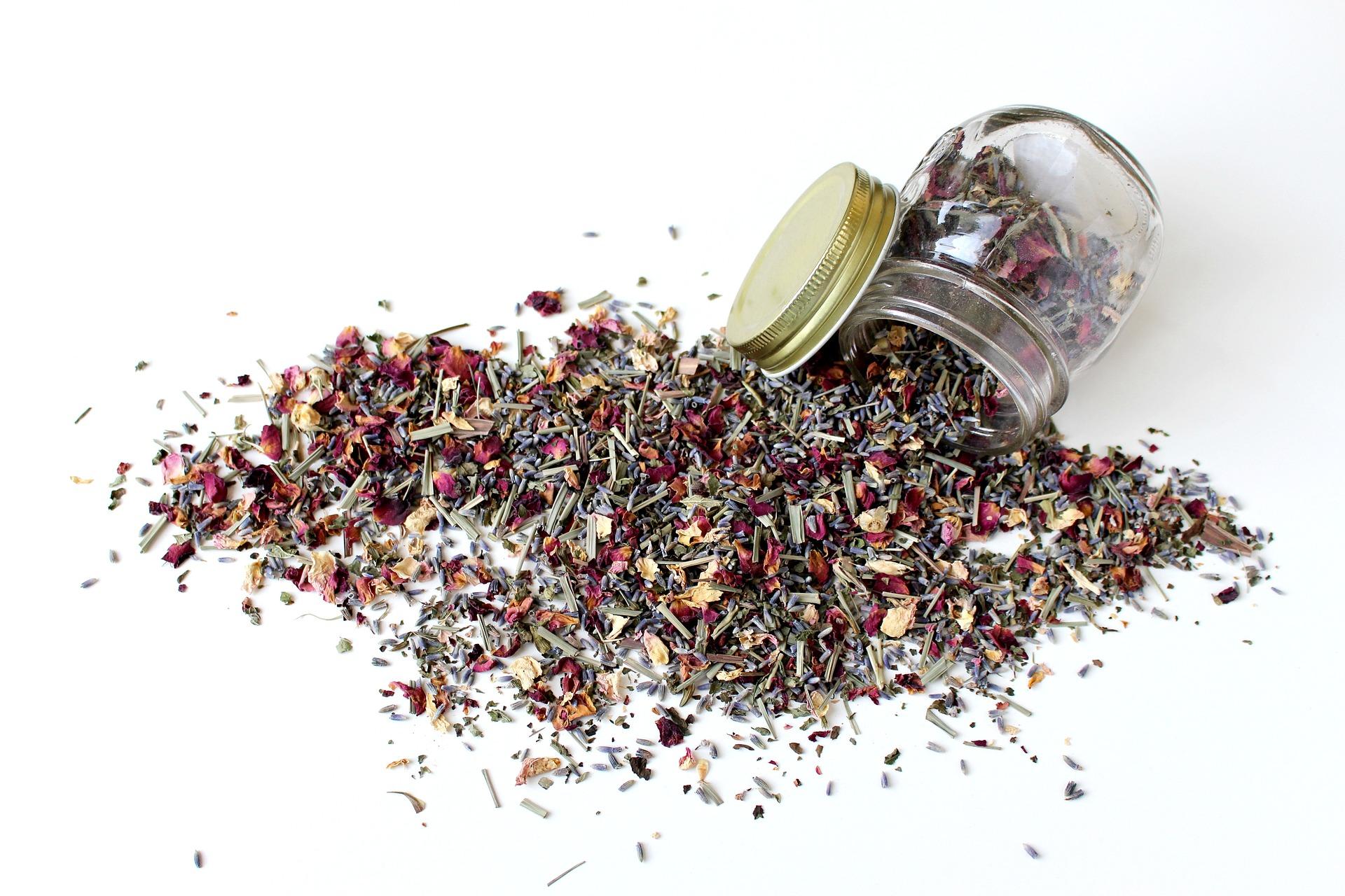 herbs spill
